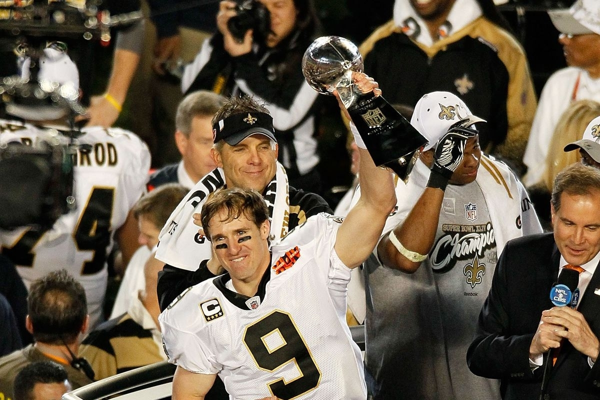 Top 50 New Orleans Saints Of All-Time: No. 5-1 - Canal intended for Saints Last Super Bowl