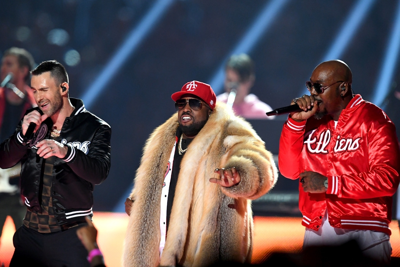 Watch Super Bowl 2019 Halftime Show: Maroon 5, Big Boi And intended for Big Boi Super Bowl 2019