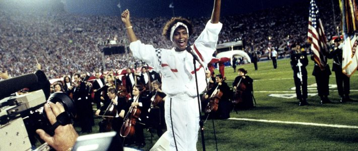 Whitney Houston's Brother Reflects On Her Super Bowl Performance pertaining to Whitney Houston Super Bowl