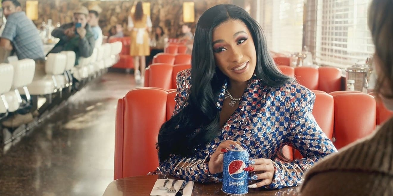 Why Pepsi Put Cardi B, Steve Carell And Lil Jon In A Super throughout Pepsi Super Bowl 2019
