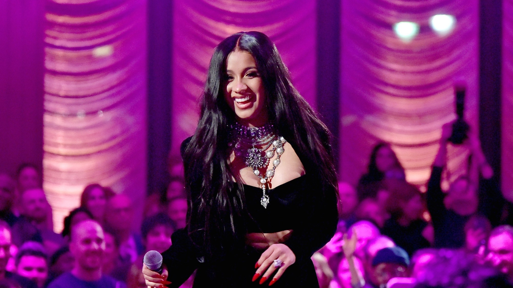 Will Cardi B Swoop In For The Super Bowl Halftime Show intended for Cardi B Super Bowl