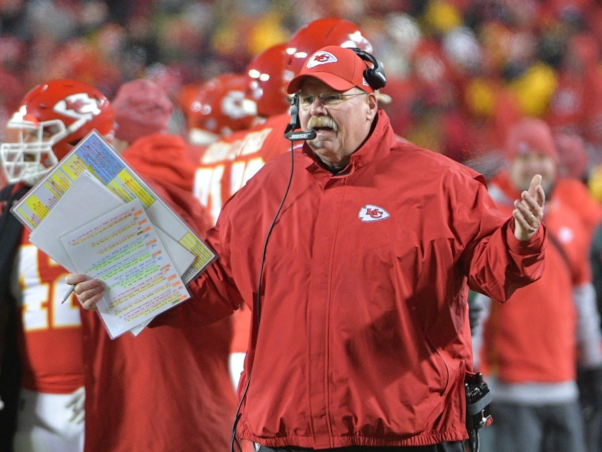 Will Kansas City Chiefs Win The Super Bowl? Not With Andy Reid throughout Andy Reid Super Bowl
