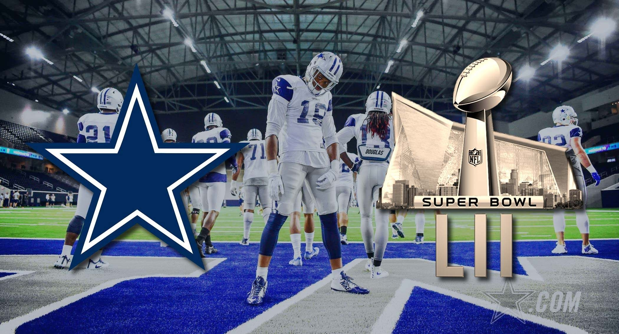 Will The Dallas Cowboys Represent The Nfc In Super Bowl Lii? ✭ pertaining to Super Bowl Lii Mvp Voting