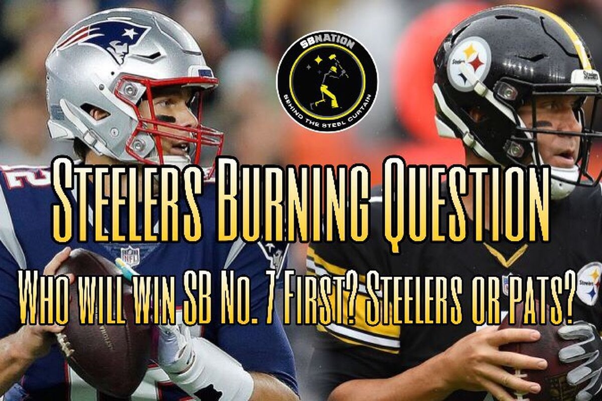 Will The Patriots Win Super Bowl No. 7 Before The Steelers inside Steelers Last Super Bowl