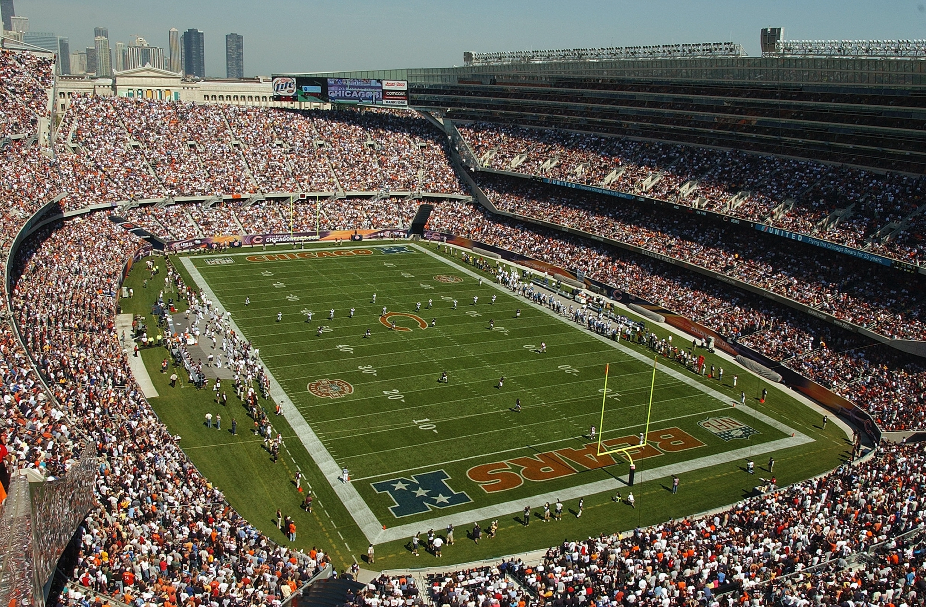 Wisch: Expand Soldier Field, But Not For A Super Bowl – Cbs intended for Minimum Seating Capacity For Super Bowl