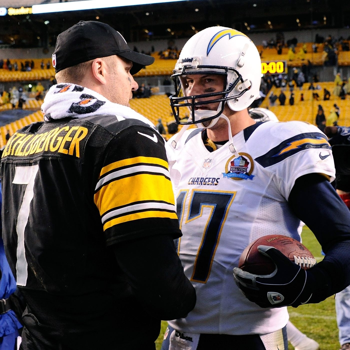 Would You Pick Ben Roethlisberger Or Philip Rivers For Super with Ben Roethlisberger Super Bowl