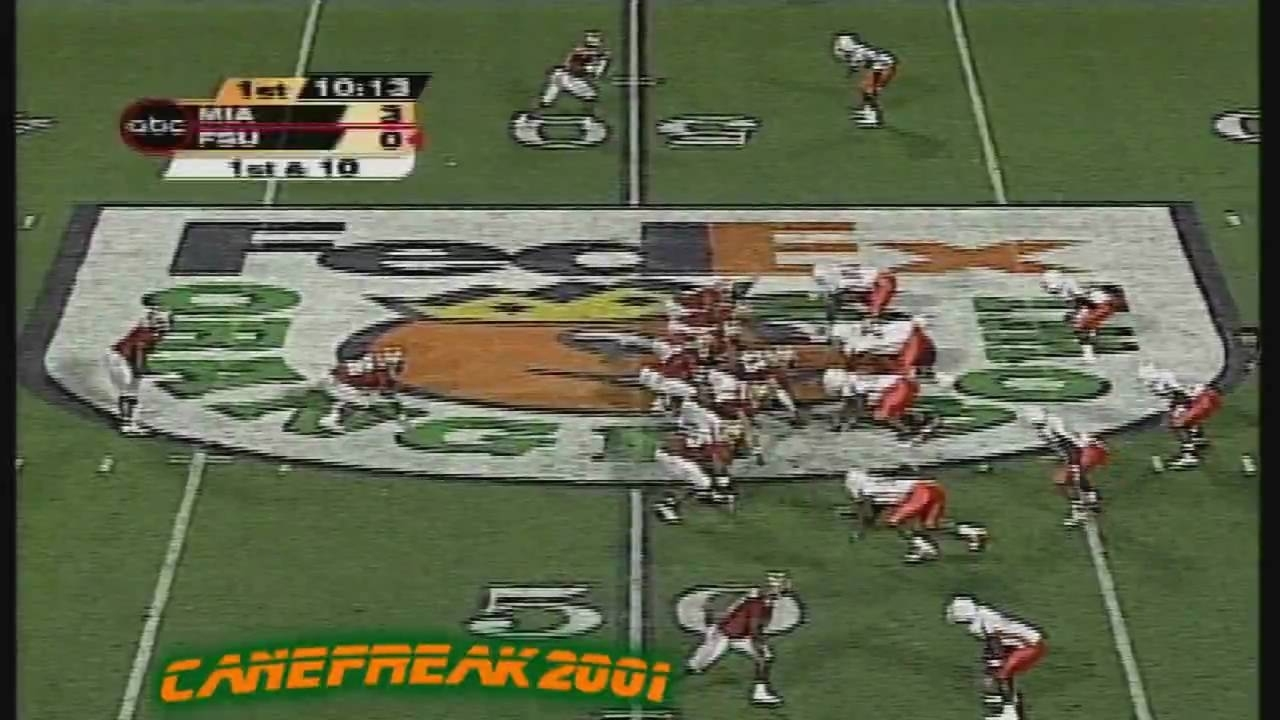 2004 Orange Bowl - Miami Hurricanes Vs Florida State Seminoles Highlights intended for Super Bowl Miami Orange Bowl