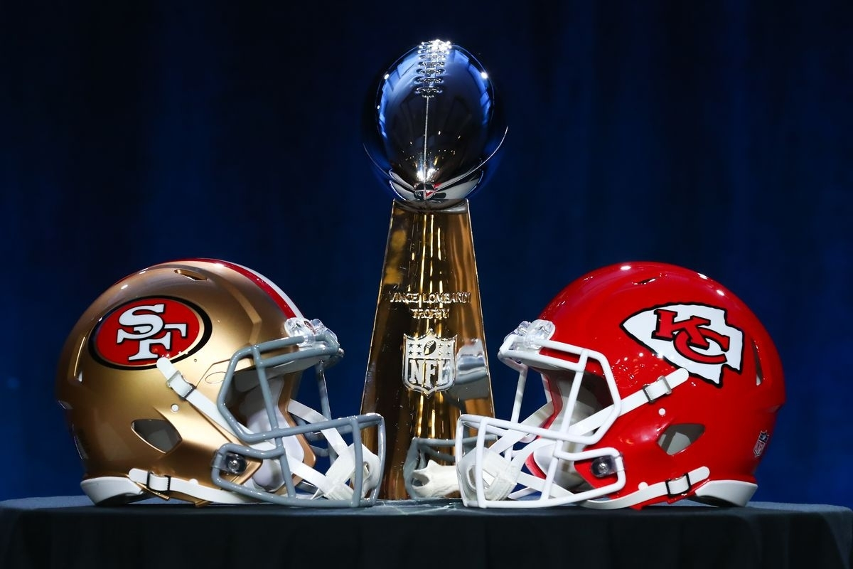 2020 Super Bowl Liv: San Francisco 49Ers Vs. Kansas City in 49Ers Vs Miami Super Bowl