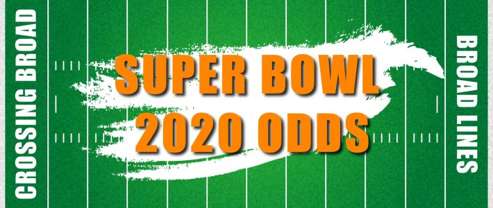2020 Super Bowl Odds | Odds To Win Super Bowl 54 | Crossing regarding Miami Dolphins Super Bowl Odds 2019