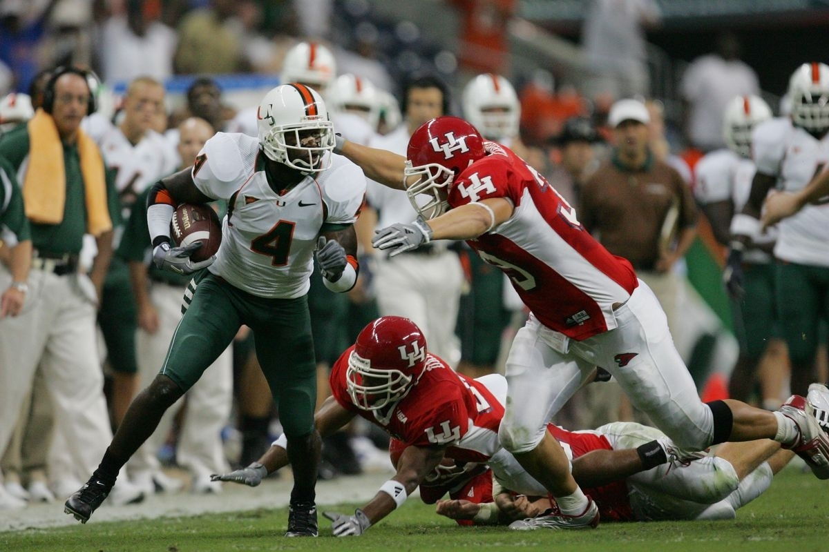 4 Days To Miami Hurricanes Football: Top Canes To Wear #4 pertaining to Miami Hurricanes With Super Bowl Rings