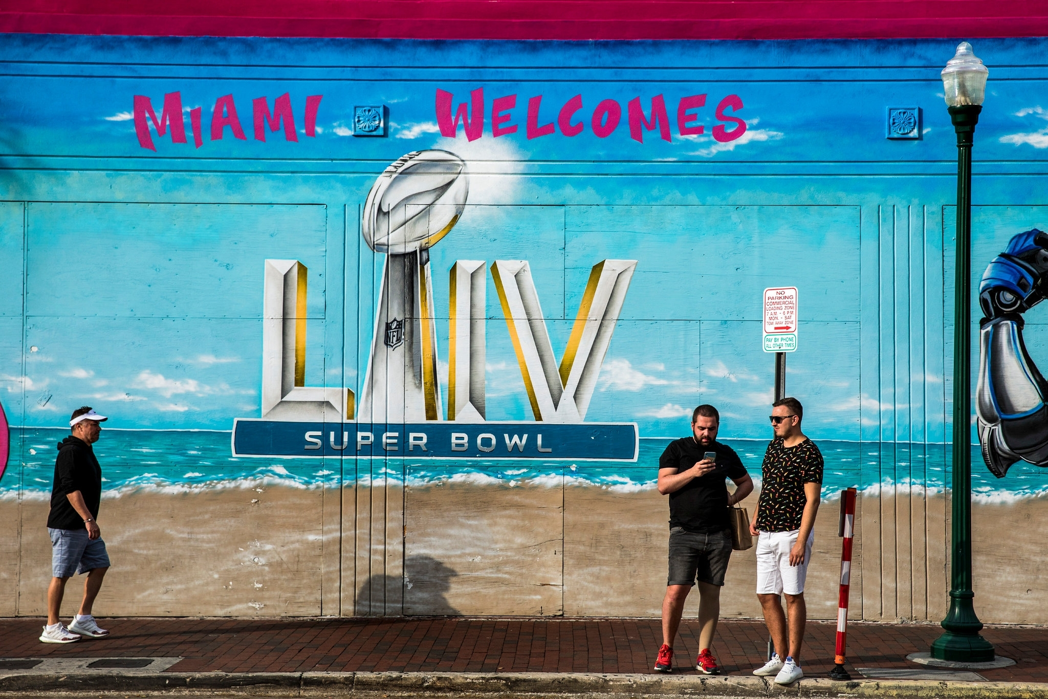 A Super Bowl With A Latino Flair In Miami - The New York Times within Super Bowl Miami Years