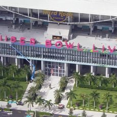 Antiquated Bowl? Hard Rock Stadium Joins Short List Of Aging within Miami Dolphins Host Super Bowl