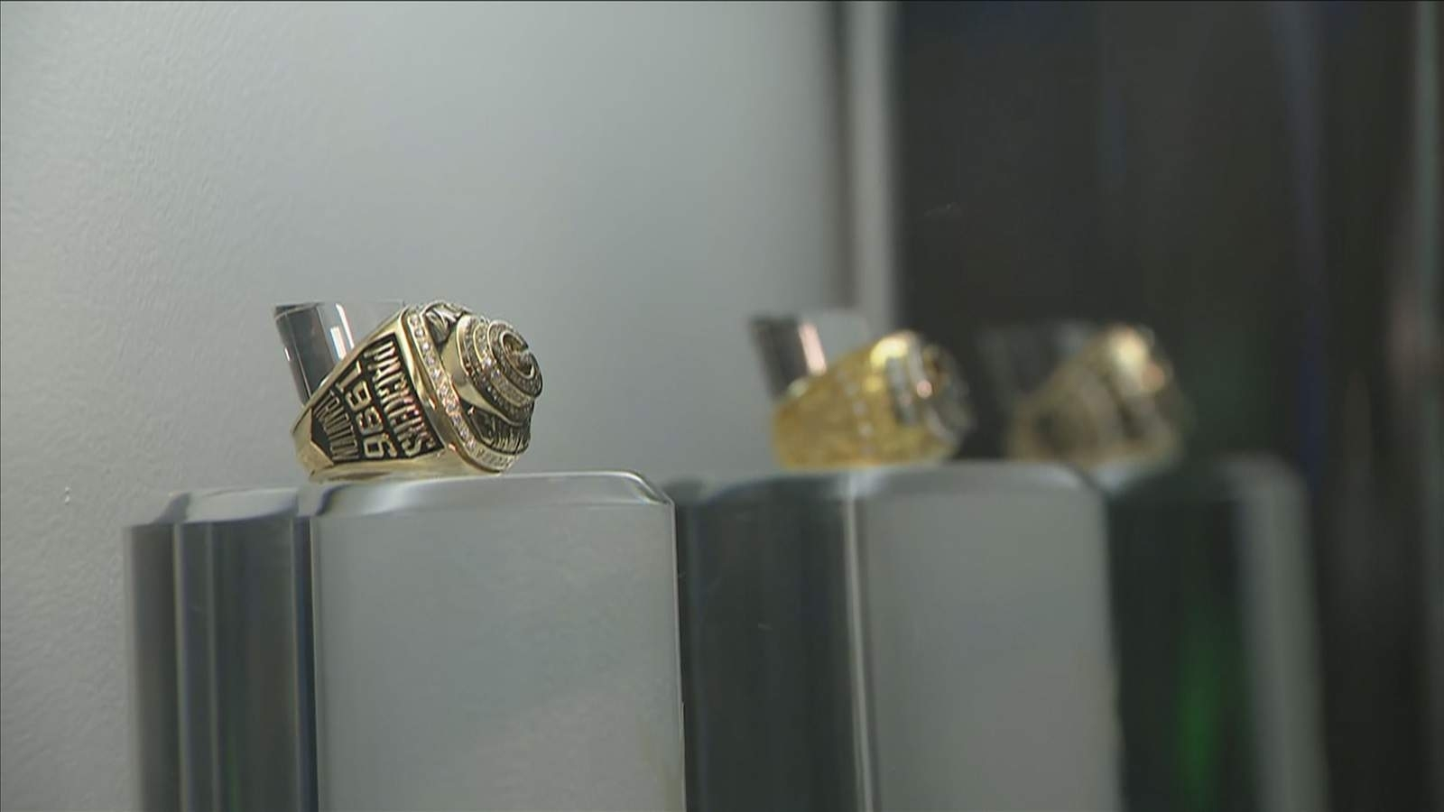 Are You Experienced? Super Bowl Trophy, Rings On Display In intended for Miami Hurricanes With Super Bowl Rings