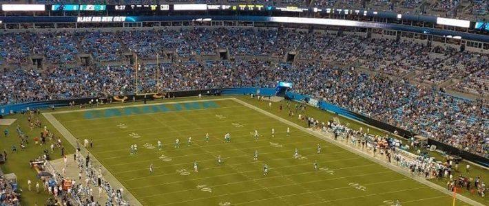 Bank Of America Stadium, Abschnitt 533, Reihe 24, Platz 3 inside Miami Panthers Stadium Address
