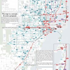 Better Bus Project: Take The Network Concepts Survey For with regard to Miami Dade Bus System Map