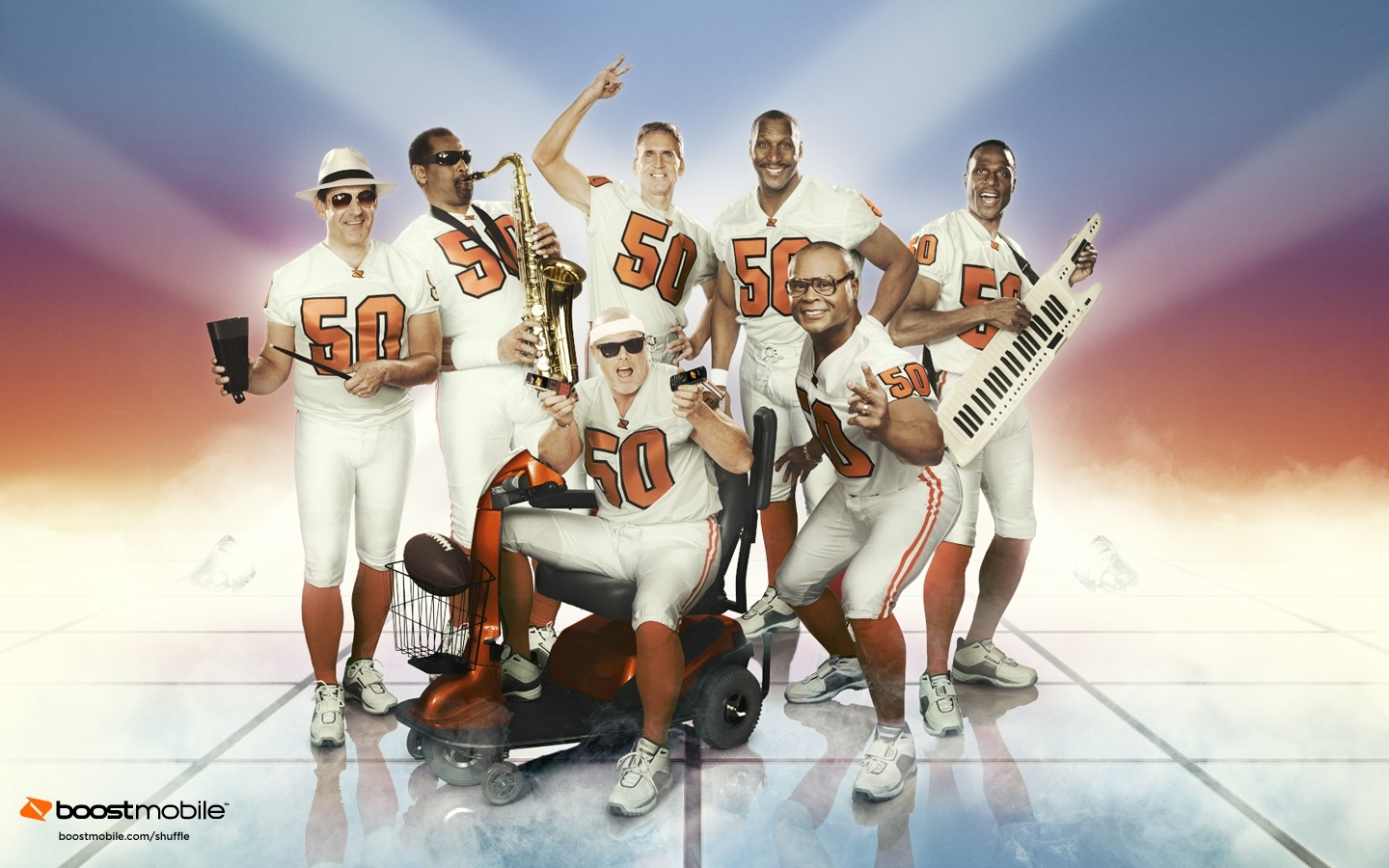 Boost Mobile Super Bowl Shuffle - The Inspiration Room for Super Bowl Shuffle Miami