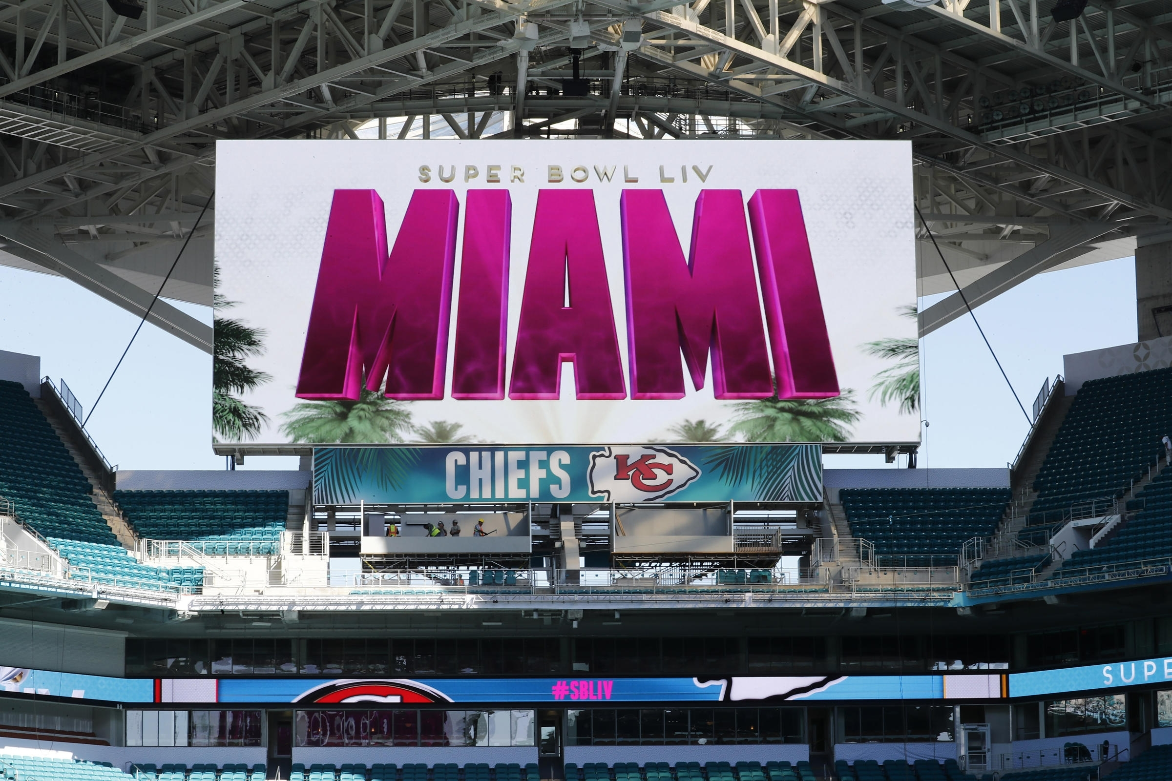 Chiefs Fans Going To Miami For Super Bowl Liv Are Paying throughout Miami Super Bowl Wins