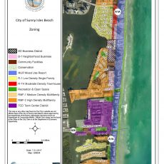 City Maps - City Of Sunny Isles Beach inside City Of Miami Beach Zoning Map