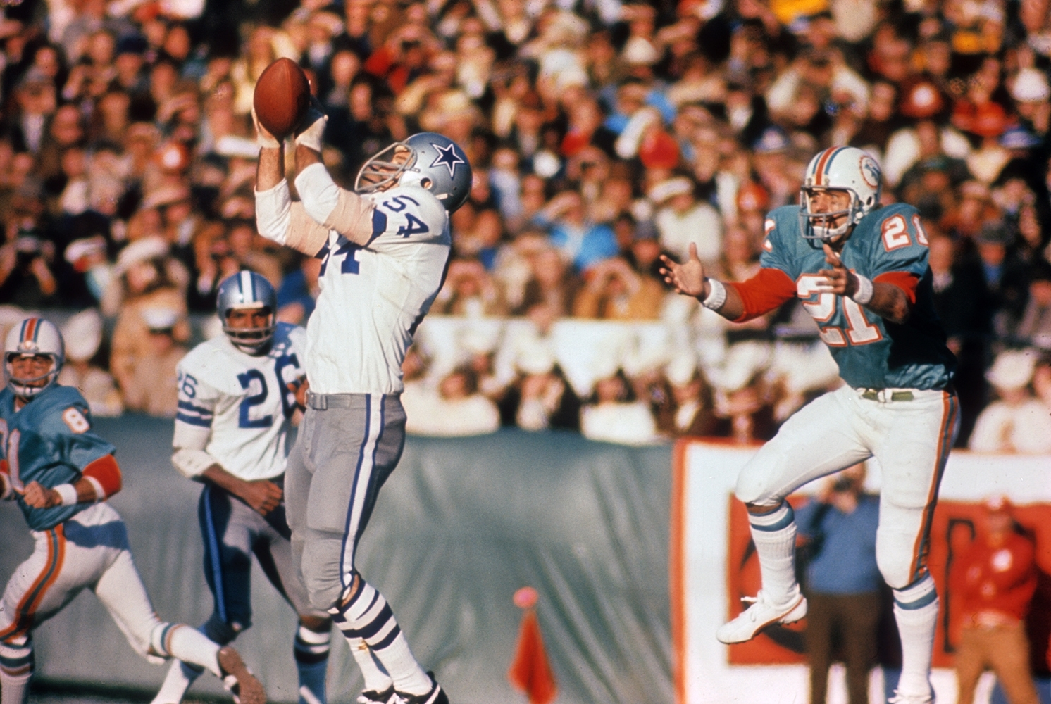 Dallas Cowboys Vs Miami Dolphins, Super Bowl Vi with Dallas Miami Super Bowl
