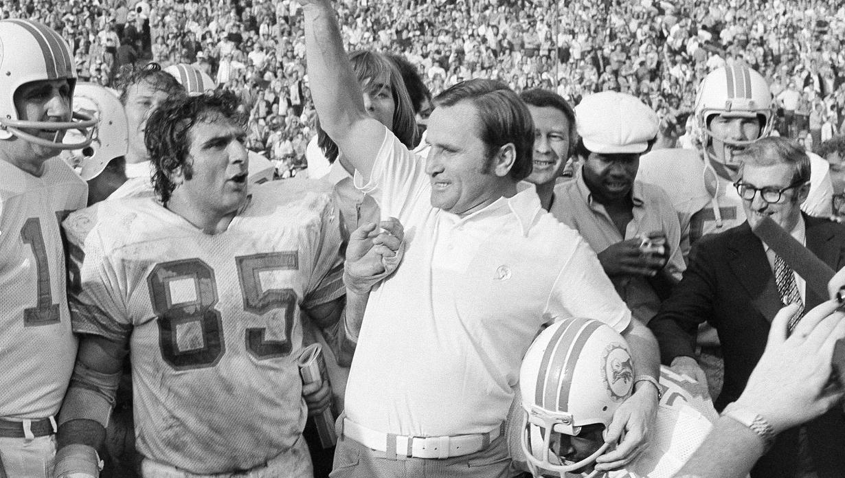 Don't Hate The '72 Dolphins Because Of An Urban Legend within What Year Did Miami Dolphins Go Undefeated And Won The Super Bowl