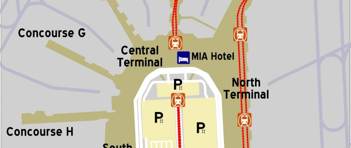 File:miami Airport Map – Travel Guide At Wikivoyage in Miami Airport Terminals Airlines