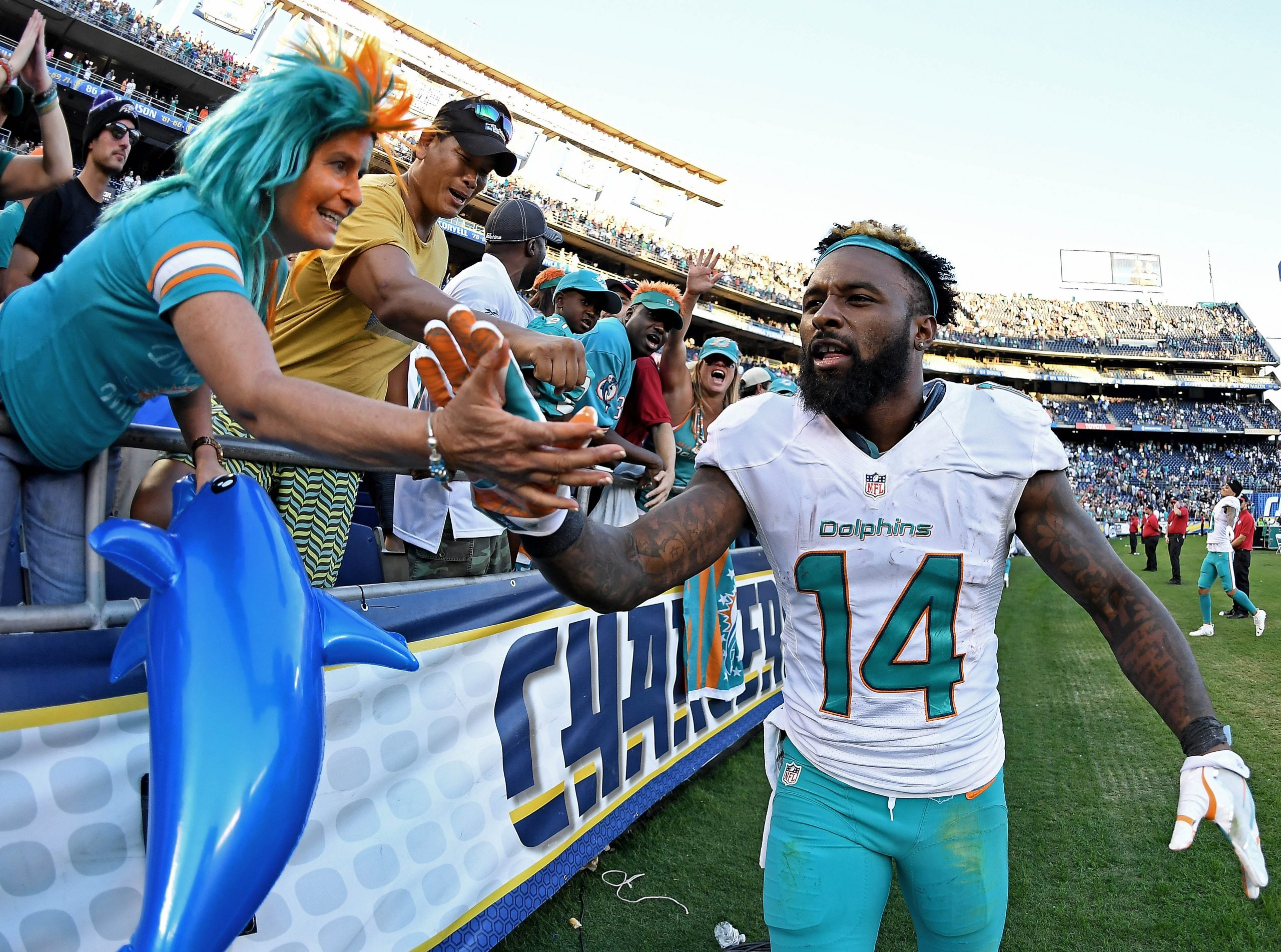 Five-Game Winning Streak Earns Miami Dolphins Respect From in Miami Dolphins Ever Won A Super Bowl