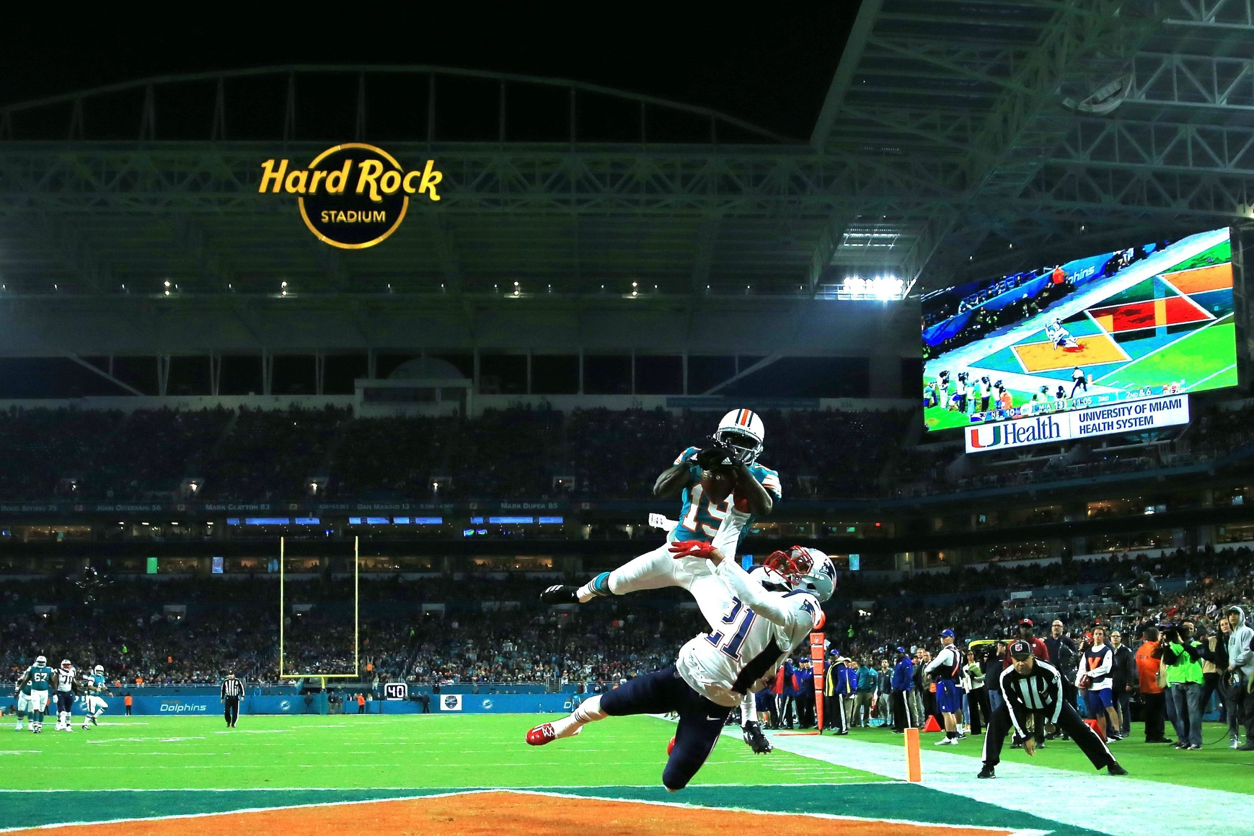 Hard Rock Stadium Enhancements Add To Dolphins' Future Super intended for Miami Dolphins Host Super Bowl
