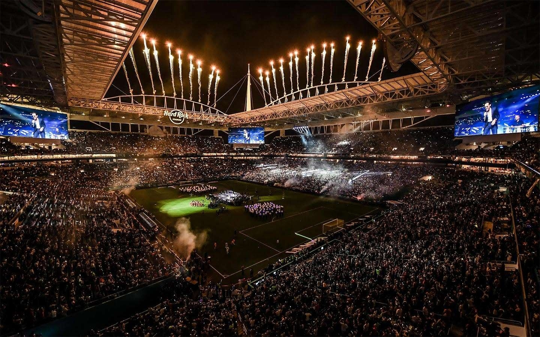 Hard Rock Stadium Im Miami Gardens , Fl inside Miami Super Bowl Party 2019