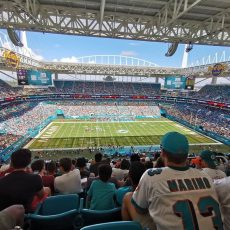 Hard Rock Stadium, Miami Dolphins Football Stadium inside Stadium Miami Dolphins Address