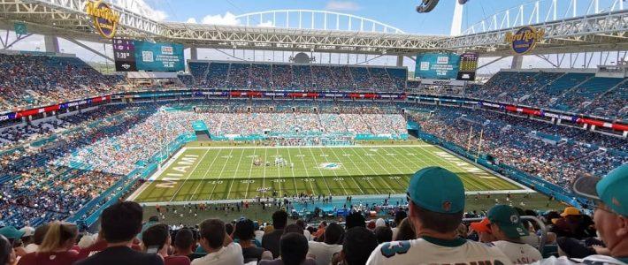 Hard Rock Stadium, Miami Dolphins Football Stadium inside Stadium Miami Dolphins Address