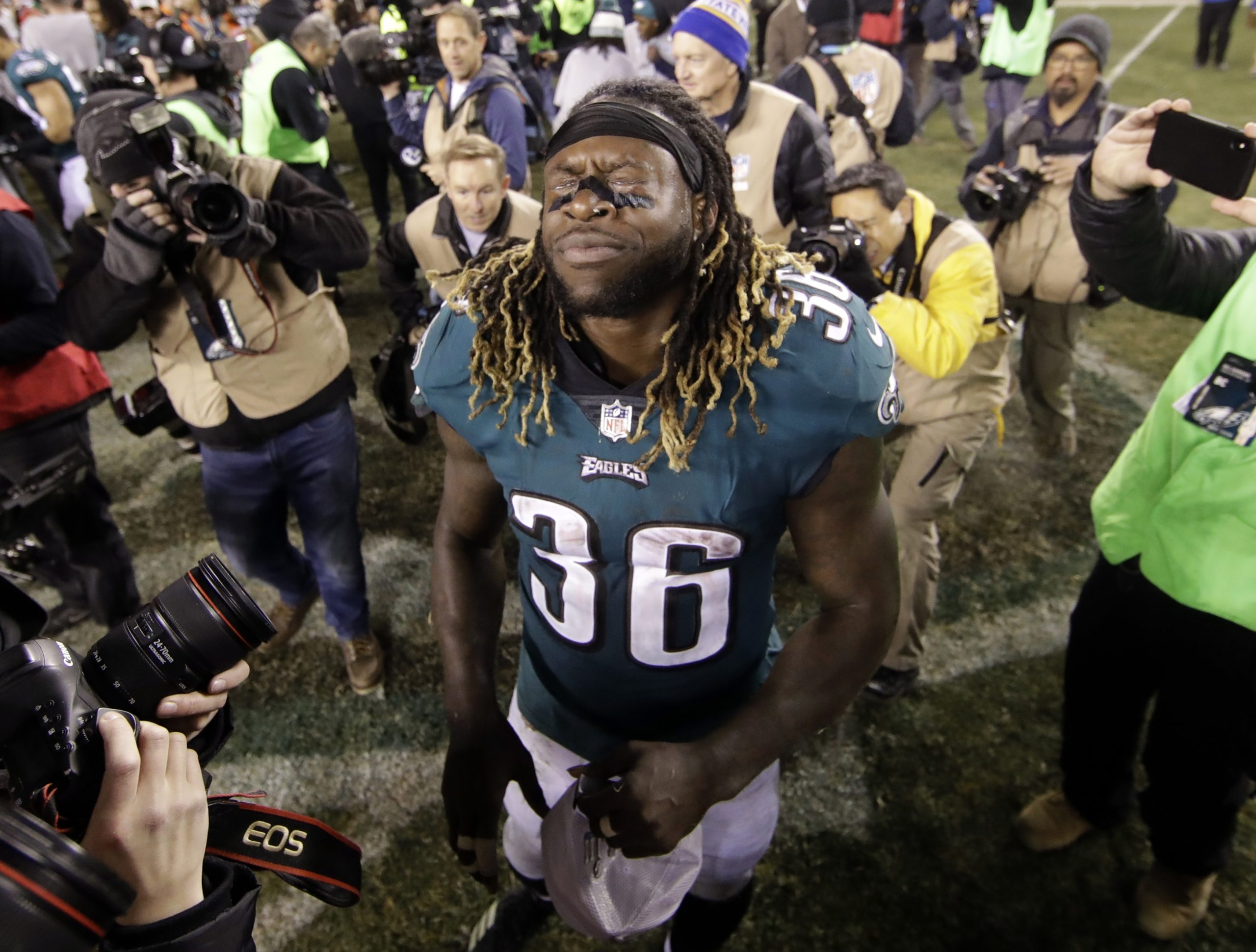 Let's Goooooo Jay:' Miami Dolphins Players Celebrate Ajayi's in Miami Dolphins Super Bowl Players