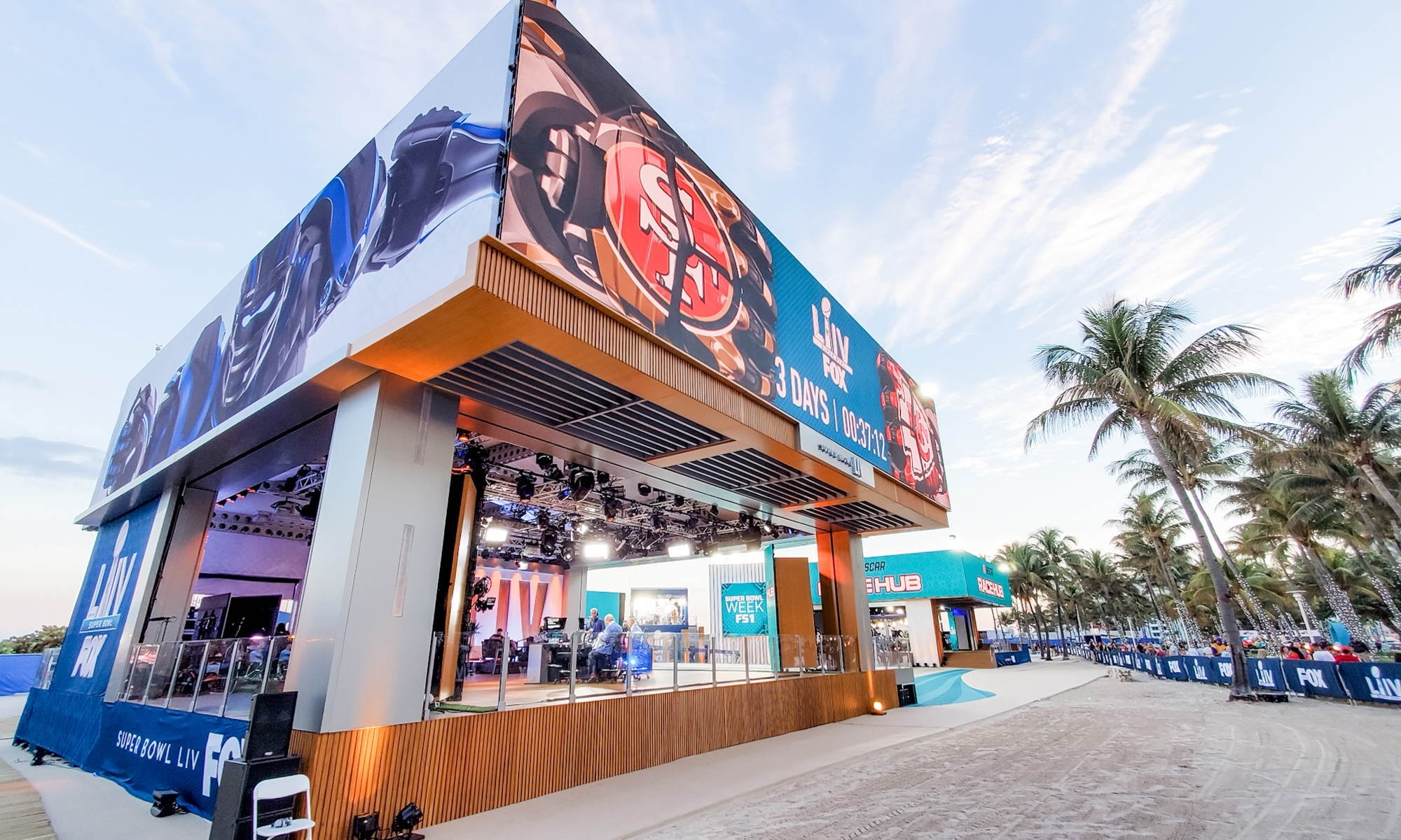 "Live From Super Bowl Liv: Fox Sports Delivers ""Sense Of pertaining to Watch Super Bowl Miami Beach"