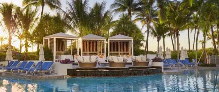 Loews Miami Beach Hotel Review, Florida | Travel in Loews Miami Beach Map