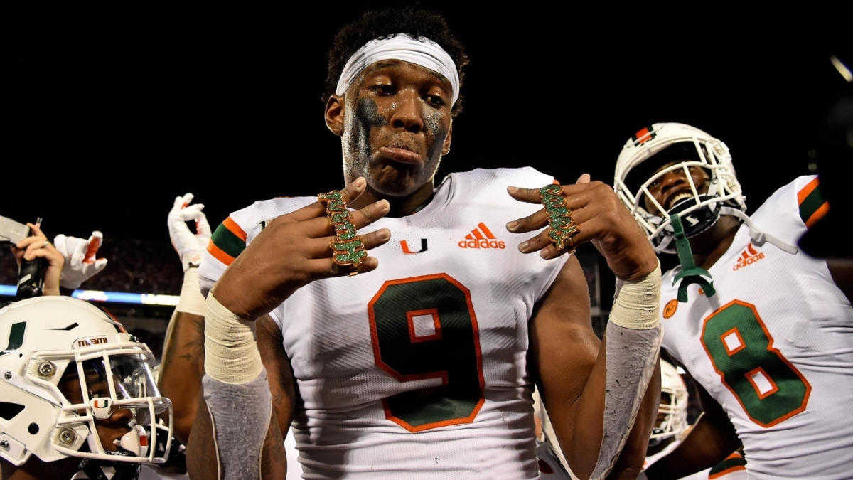 Look: Miami Unveils New Swagged-Out Touchdown Rings To Pair with regard to Miami Hurricanes With Super Bowl Rings