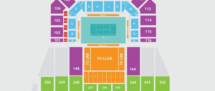 Maps - Miami Open regarding Miami Open Tennis Stadium Map