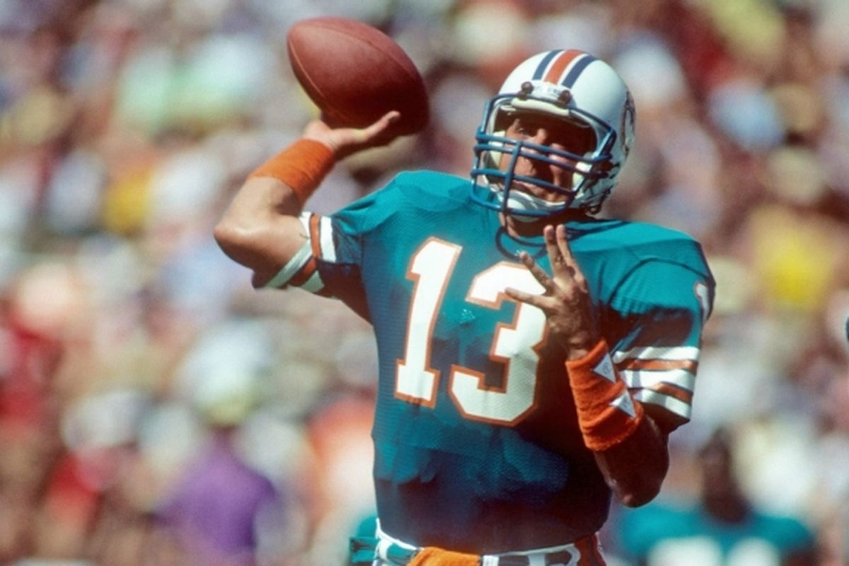 Marino Monday: Dan Marino Leads The Dolphins To Victory Over throughout Miami Dolphins Undefeated Season Super Bowl