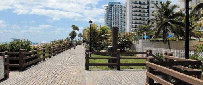 Miami Beach Breaks Ground On The Mid-Beach Beachwalk Phase 3 in Miami Beach Boardwalk Address