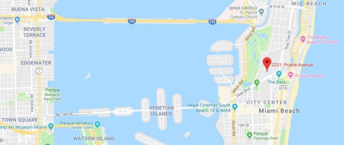 Miami Beach Senior High School / Overview for Miami Beach Senior High School Map