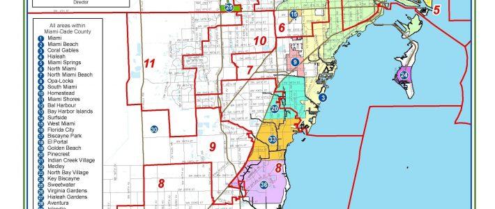Miami-Dade Municipalities Map   Map, Broward County, Miami pertaining to Miami Dade Municipalities Map