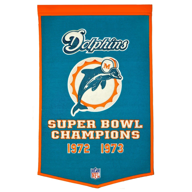 Miami Dolphins Banner | Miami Dolphins, Dolphins, Nfl Miami with Miami Dolphins Super Bowl History