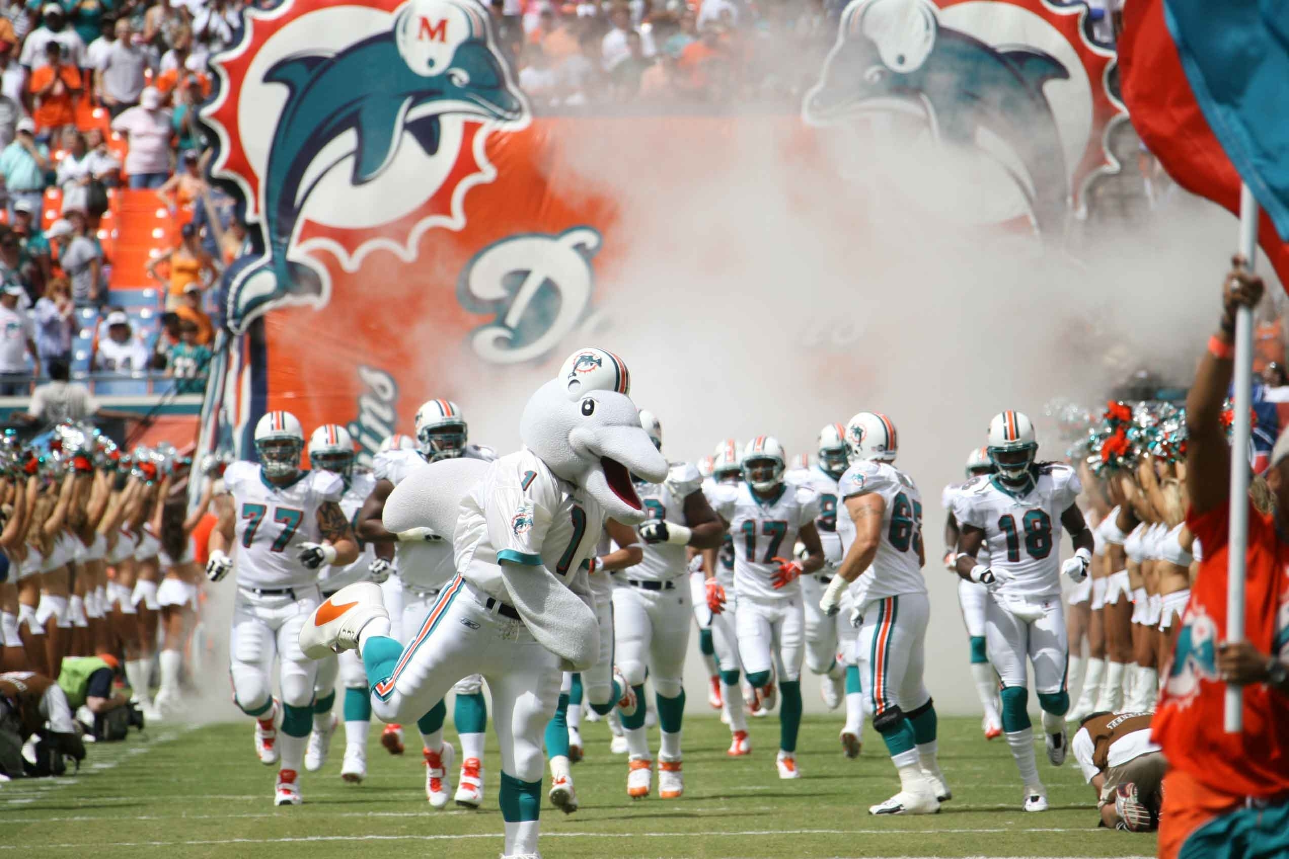 Miami Dolphins Football Season Kicks Off September 13Th with Miami Dolphins Super Bowl Years