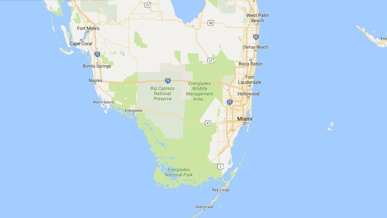 Miami E Região Em Mapas - Conheça As Cidades Ao Redor! pertaining to Miami Mapa Da Cidade