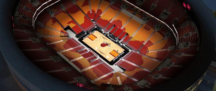 Miami Heat Virtual Venue™Iomedia regarding Miami Heat Stadium Seat Map
