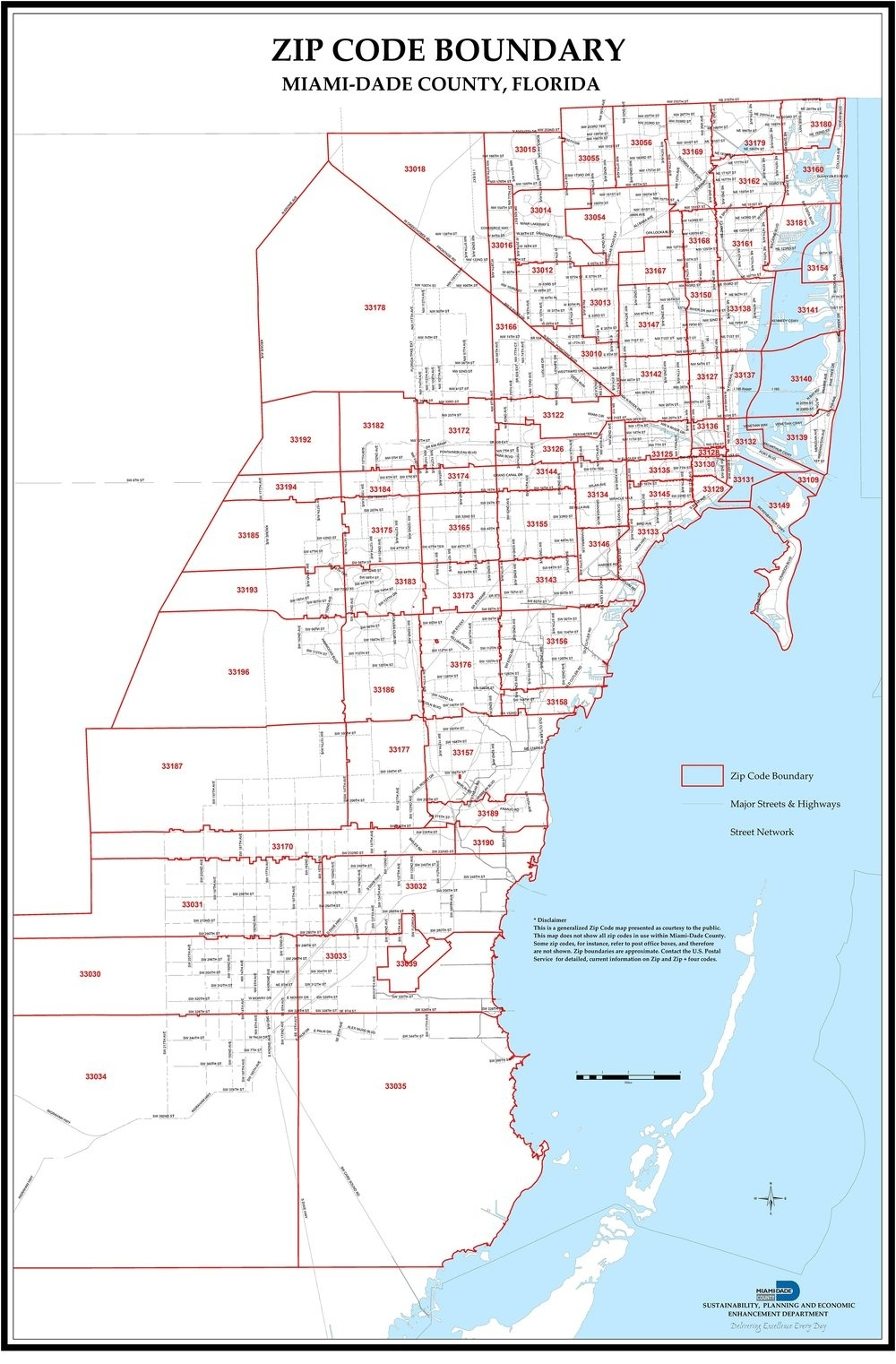 Miami Neighborhood Map — Miamihal - The Smart Move In Real intended for Miami Beach Area Code Map