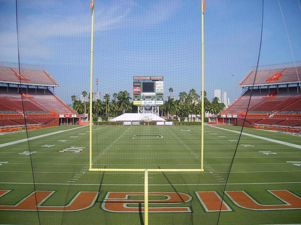 Miami Orange Bowl - Wikipedia for Super Bowl Miami Orange Bowl