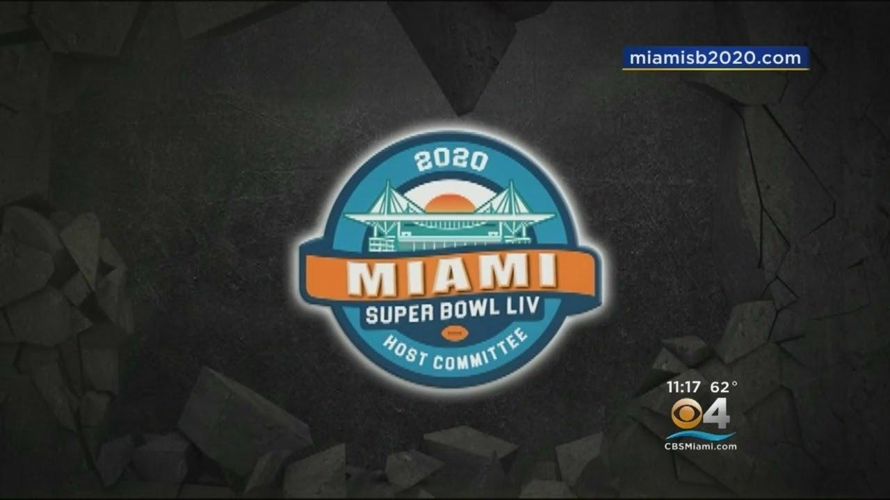 Miami Preparing For Super Bowl Liv Takeover In 2020 pertaining to Miami Super Bowl 2020 Video