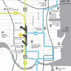 Miami Train Station - Virgin Miamicentral   Brightline with regard to Brightline Train Miami Map