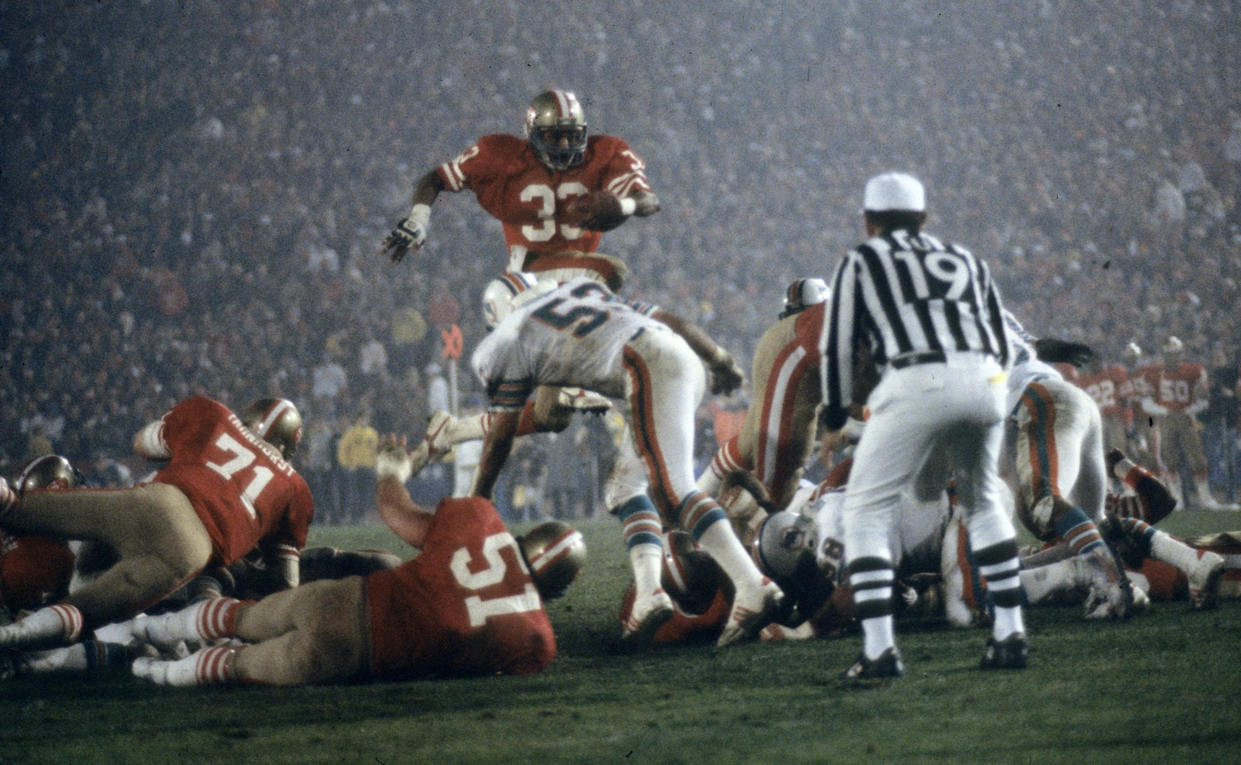 My First Super Bowl  Roger Craig for Super Bowl Played In Miami