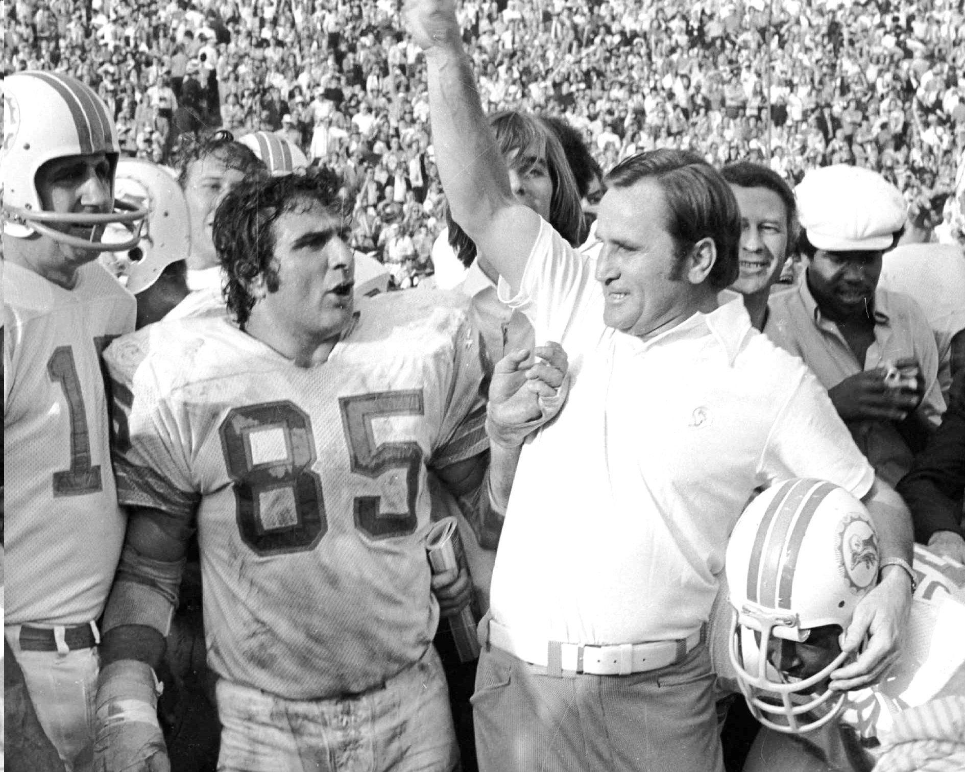 Nick Buoniconti, 78, Dies; All-Pro Linebacker Championed pertaining to When Did Miami Dolphins Win The Super Bowl