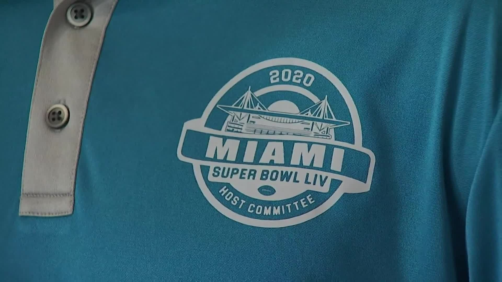 Officials Looking For Super Bowl 2020 Volunteers | Wfla intended for Volunteer For Miami Super Bowl
